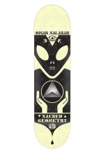 Alien Workshop Sacred Geometry Salazar Deck 8.125