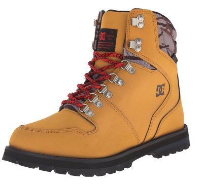 DC Shoes Peary Boot, Camel