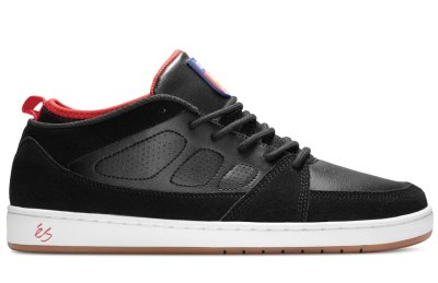 eS SLB Mid Shoes, Black