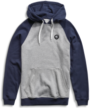 etnies E-Base Hoodie, Heather Grey