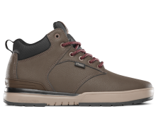 etnies High Rise LS Chris Grenier Shoe, Dark Brown