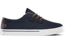 etnies Jameson 2 Eco Shoes, Navy Brown White