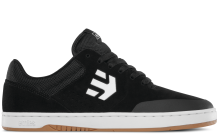 etnies Marana Ryan Sheckler Shoes,  Black White