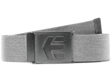 etnies Staplez Belt, Light Grey Dark Grey