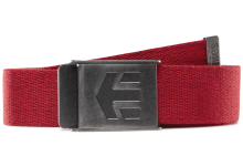 etnies Staplez Belt, Red Heather