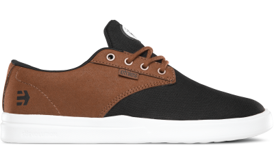 etnies X Element Jameson SC Shoe, Black Brown