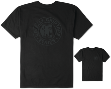 etnies X Grizzly Corp Tee, Black