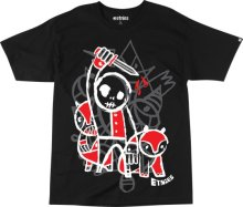 etnies Creep Tee, Black