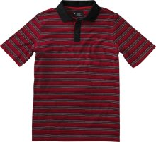 etnies Studder Polo Shirt, Red