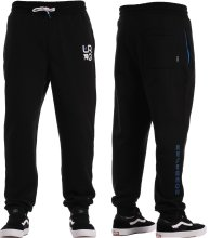 LRG RC Two Knit Jogger, Black