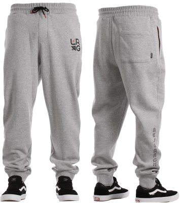 LRG RC Two Knit Jogger, Ash Heather